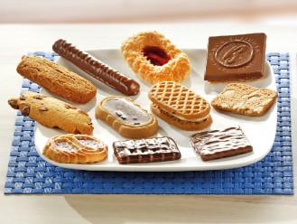 Bahlsen COFFEE COLLECTION, Volume: 2 serving units  500 g, 11 delicious biscuit varieties.