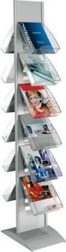 Brochure stand tec-art