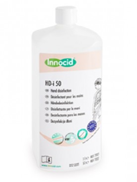 Innocid HD-i50 hand disinfectant contents: 1,000 ml