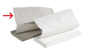 Universal towel paper FRIPA, Cloth size 250 x 230 mm Content: package of 20 x 250 tissues = 5,000 sheet