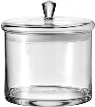 Leonardo container TOP, large Height: 20 cm, diameter: 18 cm