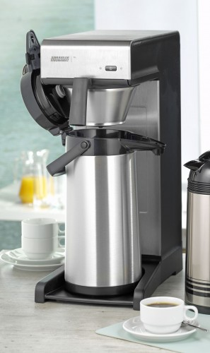Filter coffee machine TH, from Bravilor Bonamat, colour: anthracite, *** delivery EXCLUDES vacuum flask ***
