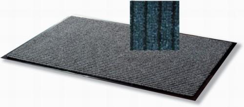 Fußmatte Tiger, grau Maße 150 x 90 cm handwaschbar, Stärke 8 mm,