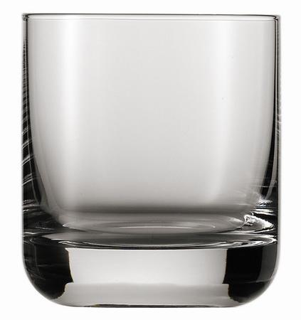 Glass beaker CONVENTION, volume: 0.28 litre, Height: 90 mm, diameter: 80 mm Schott Zwiesel.