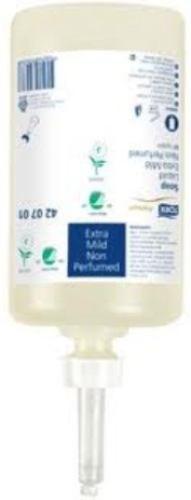 Tork liquid soap Premium Extra Mild, Content: 1000 ml