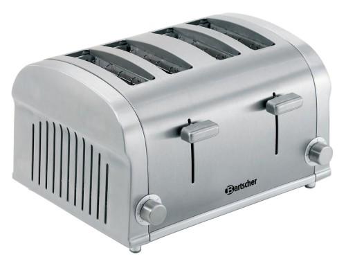 Bartscher 4 slice toaster