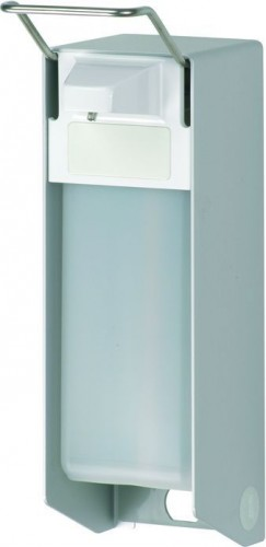 MEDInation EURO dispenser  Material: Aluminium Colour: silver anodised